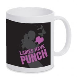Mug Ladies have punch
