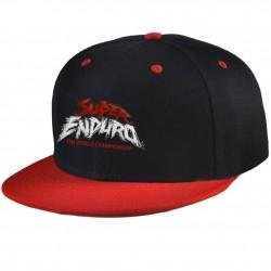 Casquette Snapback Logo Super Enduro Noir