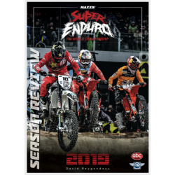 Livre SuperEnduro Season Review Book 2019