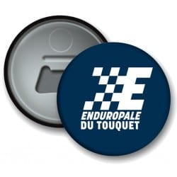 Badge décapsuleur Enduropale