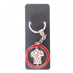 Porte clés Maillot à pois Tour de France 2019