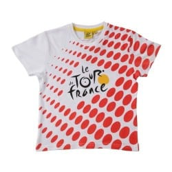 T-shirt logo enfant Red Dot TDF 2014