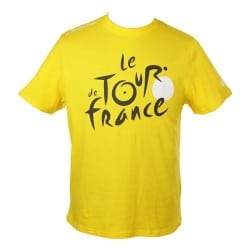 T-shirt leader Tour de France