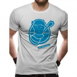 T-shirt ED SHEERAN - PICTOGRAM LOGO