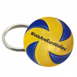 Porte clés Ballon WEAV Euro volley 2019