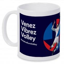 Mug affiche Euro volley 2019