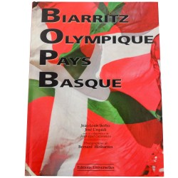 Livre Biarritz Olympique Pays Basque