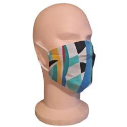 Masque de protection  motifs