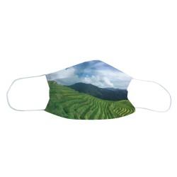 Masque de protection Colline