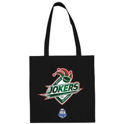 Sac Shopping Ligue Magnus Noir Cergy Jokers