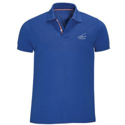 Polo ROYAL Logo Federal Griffe