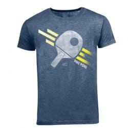 T-shirt Raquette Floc Velour