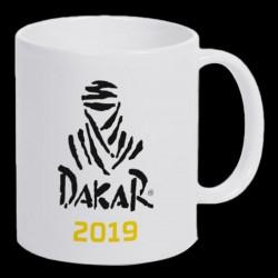 Mug Dakar Logo 2019