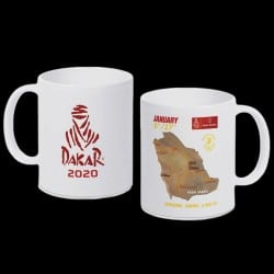 Mug Dakar parcours 2020