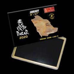 Magnet Dakar parcours 2020