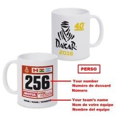 Mug Rallye Dakar 2018 - Participants