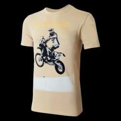 T-shirt heritage moto