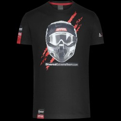 T-Shirt Dakar T 09 Noir
