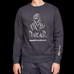 Sweat Dakar Basic Crew Noir
