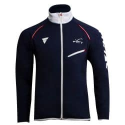 Veste de Survetement Officiel MARINE Equipe de France