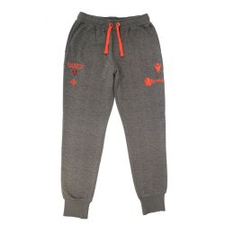 Pantalon Coton Adulte 2021 GRIS_ROUGE