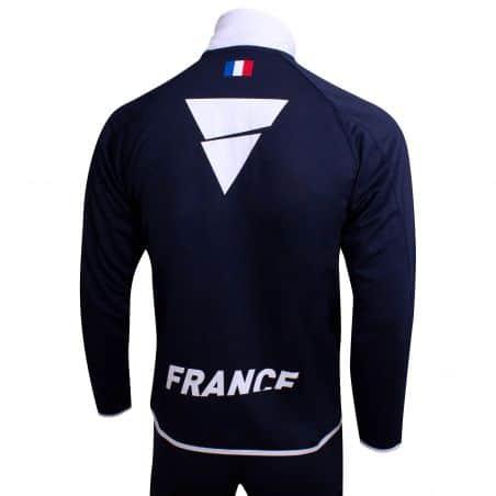 Survetement Officiel MARINE Equipe de France L