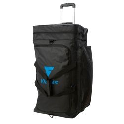 Sac de Sport Trolley Grand Format 120 l NOIR Officiel Equipe de France