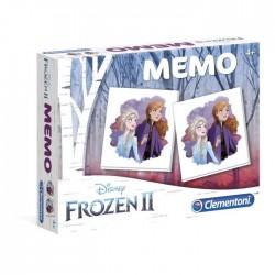 CLEMENTONI Memo _ La Reine des Neiges 2 _ Jeu de memorisation