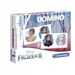 CLEMENTONI Domino _ L a Reine des Neiges 2 _ Jeu educatif