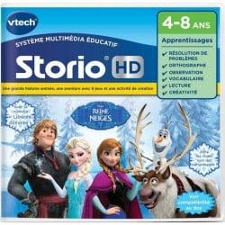 VTECH _ Jeu educatif Storio _ La Reine Des Neiges