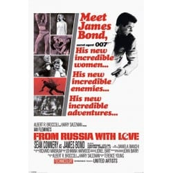 Affiche film From Russia...