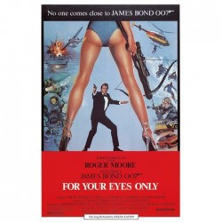 Affiche film For your eyes...