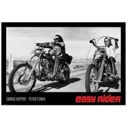 Affiche film EASY RIDER -...