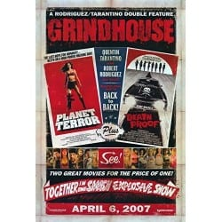 Affiche film Grindhouse Final