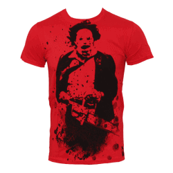 T-shirt Texas Chainsaw...