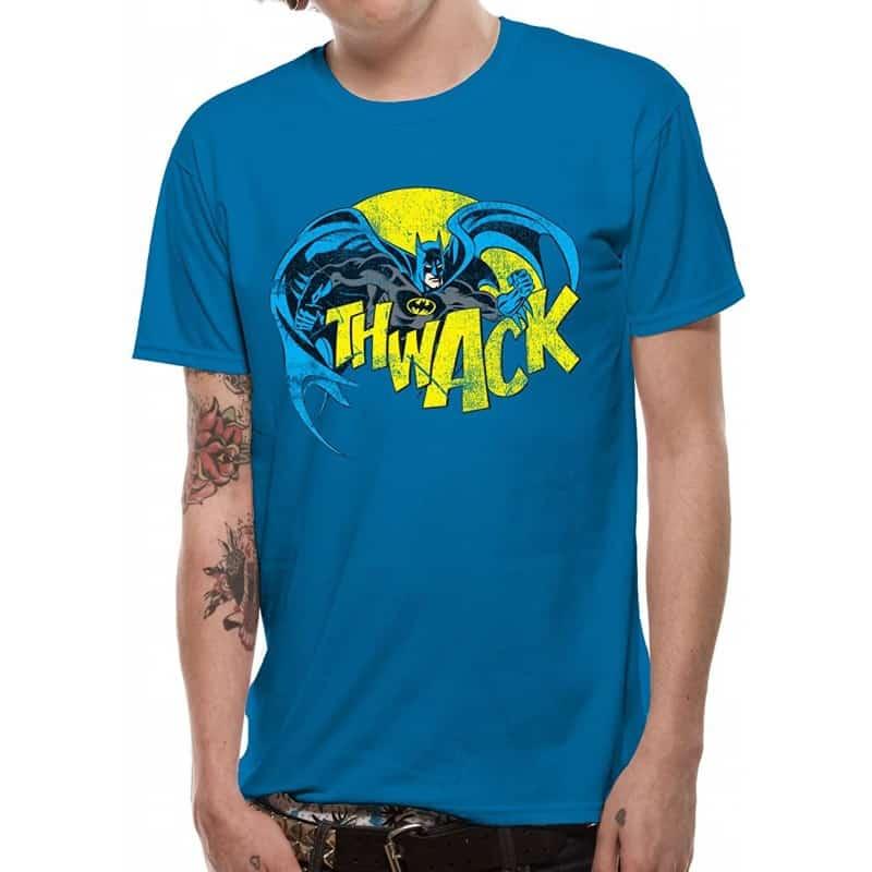 T-shirt BATMAN - THWACK