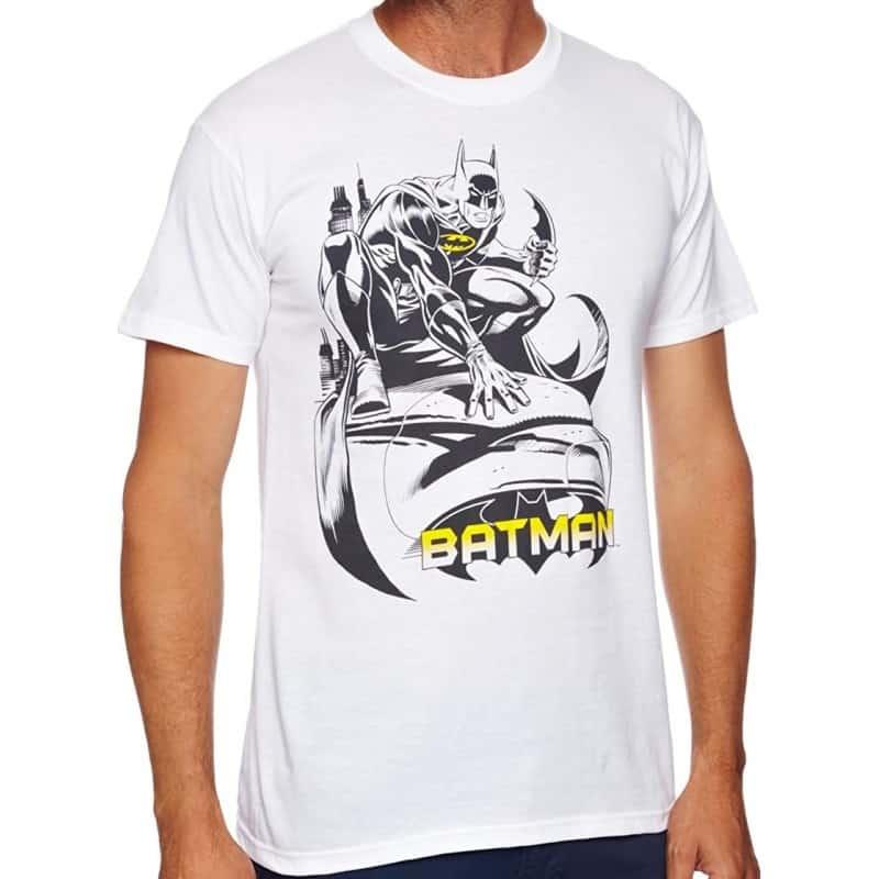 T-shirt BATMAN - EAGLE HEAD