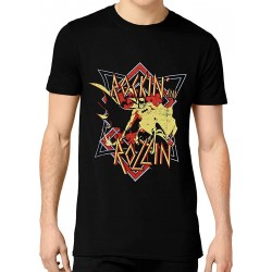 T-shirt Batman Rockin