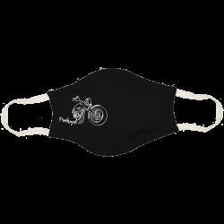 Masque Motard Noir