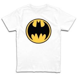 T shirt BLANC BATMAN...