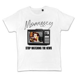 T shirt BLANC MORRISSEY...