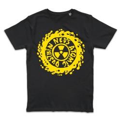 T shirt NOIR NEDS ATOMIC...