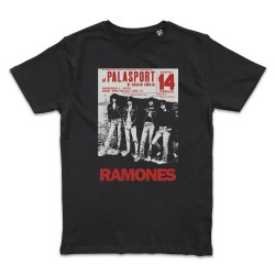 T shirt NOIR RAMONES...