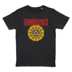 T shirt NOIR SOUNDGARDEN...