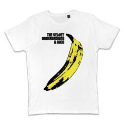T shirt BLANC VELVET...