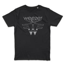 T shirt NOIR WEEZER ZOOM