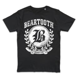 T shirt NOIR BEARTOOTH...