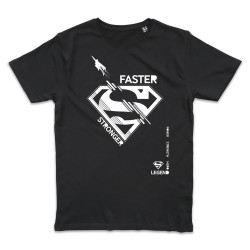 T shirt NOIR DC COMICS...