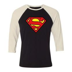 T shirt Raglan Manches...