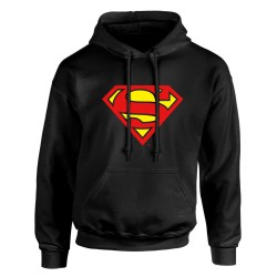 Sweat NOIR SUPERMAN CLASSIC...